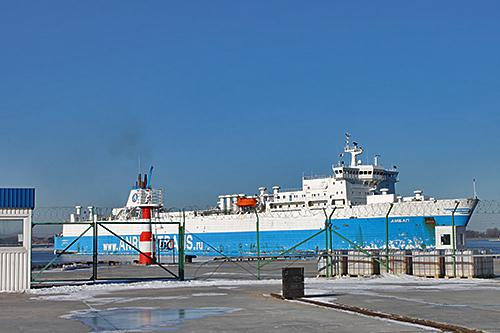 Перевозка грузов Санкт-Петербург Калининград